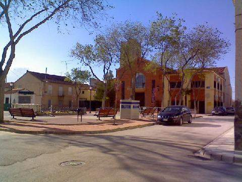parroquia de san marcos el salobral