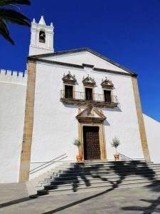 parroquia de san marcos evangelista oliva de la frontera
