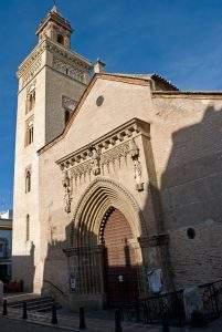 parroquia de san marcos sevilla