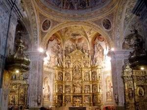 parroquia de san martin alberite