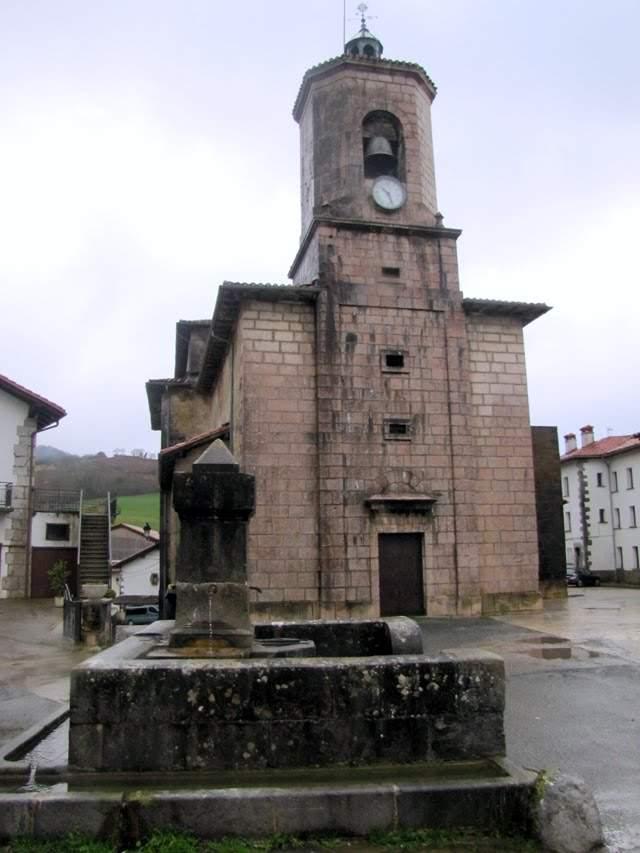 parroquia de san martin aldatz