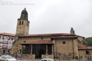 parroquia de san martin cabezon de la sal
