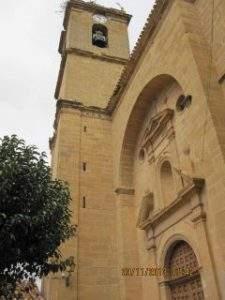parroquia de san martin casalarreina