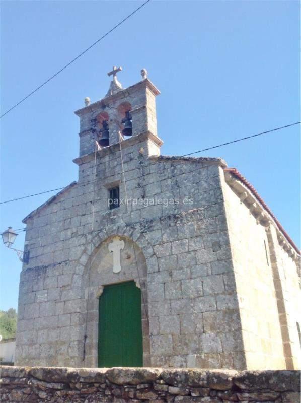 parroquia de san martin de bravio betanzos