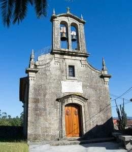 Parroquia de San Martín de Caldelas (Tui)