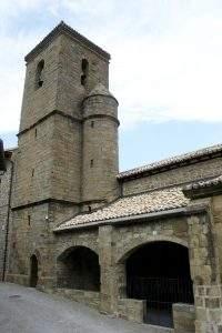 parroquia de san martin de tours artieda de aragon