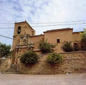 Parroquia de San Martín de Tours de Luquin (Arróniz)