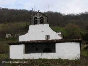 Parroquia de San Martín de Vega (Aller)