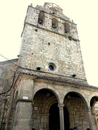 parroquia de san martin del castanar san martin del castanar