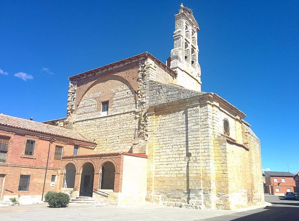 parroquia de san martin gallegos de hornija