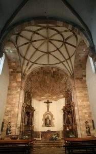 parroquia de san martin gartzain