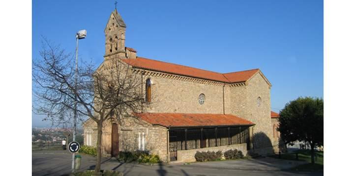 parroquia de san martin huerces gijon