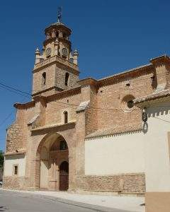 parroquia de san martin la gineta 1