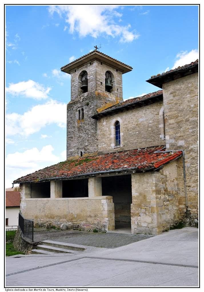 parroquia de san martin muskitz
