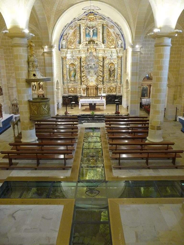 parroquia de san martin obispo arrieta 1