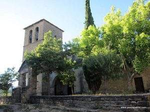 parroquia de san martin obispo bernues