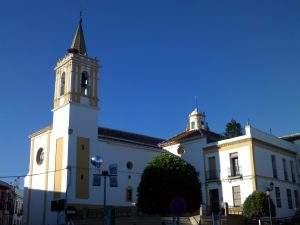 Parroquia de San Martín Obispo de Tours (Carrión de los Céspedes)