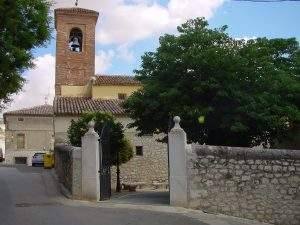 parroquia de san martin obispo mazarulleque