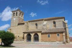 parroquia de san martin obispo ribas de campos