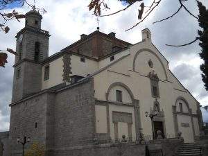 parroquia de san martin obispo san martin de valdeiglesias