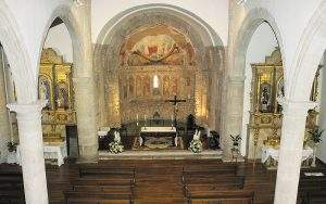 parroquia de san martin obispo valdilecha