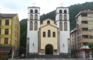 parroquia de san martin pola de lena