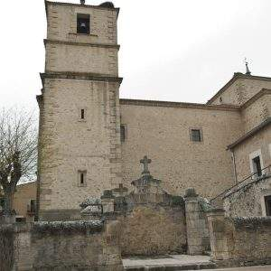 parroquia de san martin pradena