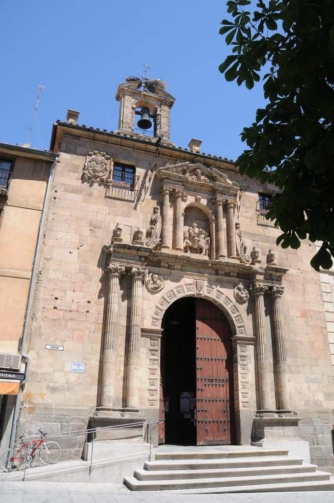 parroquia de san martin salamanca