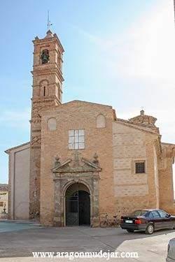 parroquia de san martin salillas de jalon