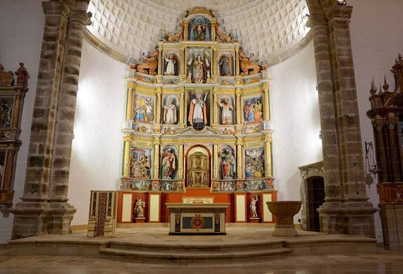 parroquia de san martin santander