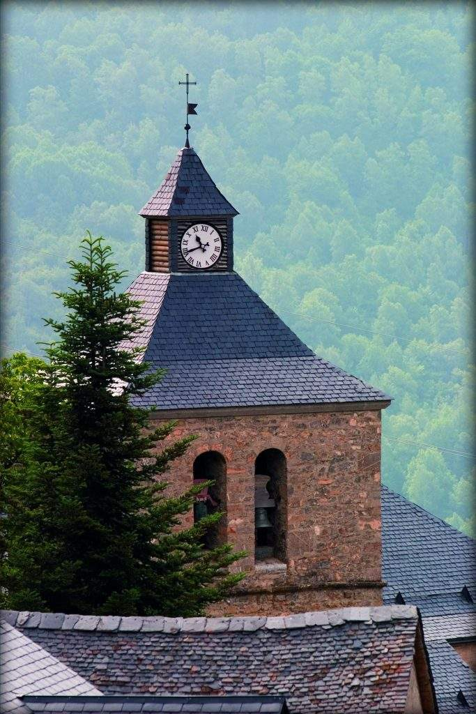 parroquia de san martin tramacastilla de tena
