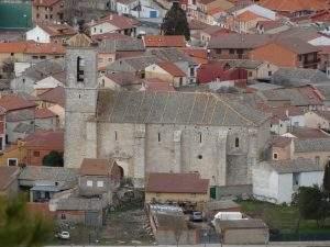 parroquia de san martin traspinedo