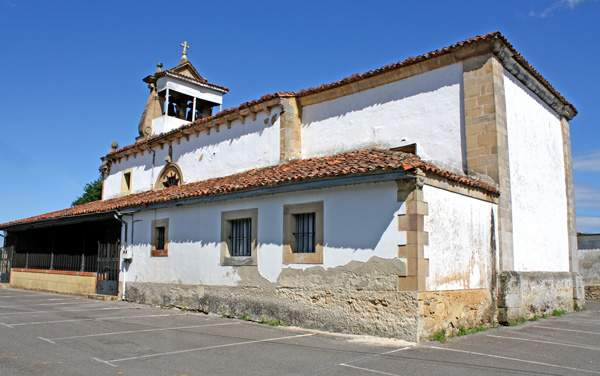 parroquia de san martin vega de poja