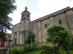 parroquia de san martin zegama