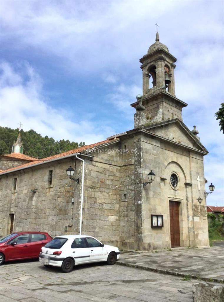 parroquia de san martino bueu