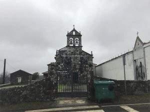 Parroquia de San Martiño de Cances (Carballo)
