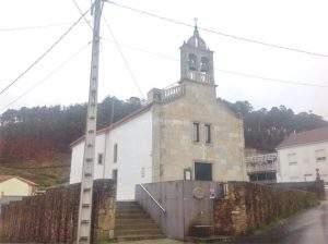 Parroquia de San Martiño de Razo (Carballo)