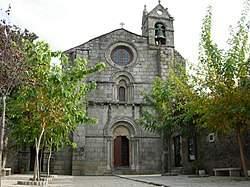 parroquia de san martino de sobran