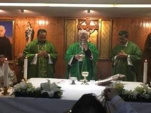 parroquia de san maximiliano maria kolbe rivas vaciamadrid