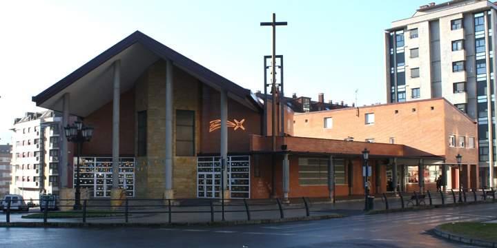 parroquia de san melchor de quiros cerillero gijon