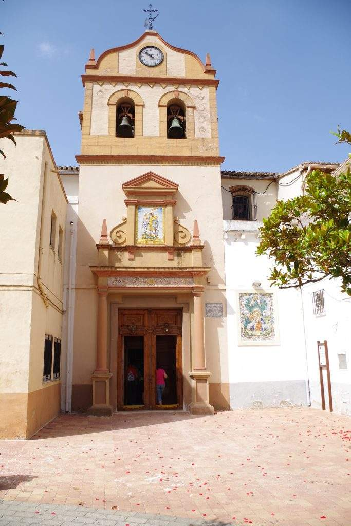 parroquia de san miguel arcangel barx