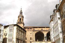 parroquia de san miguel arcangel bilbao