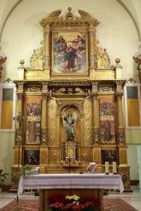 Parroquia de San Miguel Arcángel (Casetas)