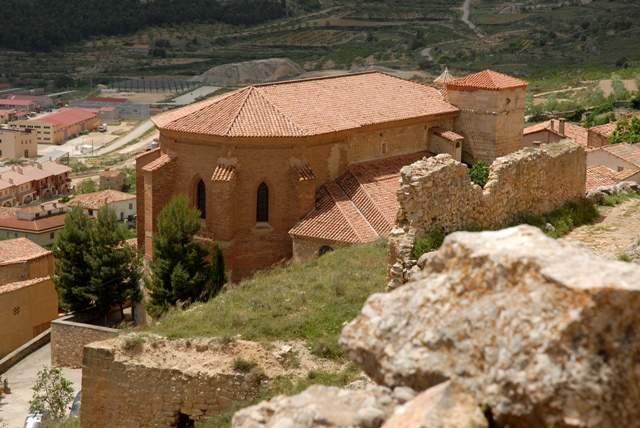 parroquia de san miguel arcangel castellote