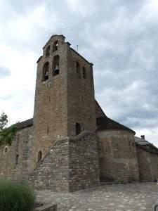 parroquia de san miguel arcangel castiello de jaca