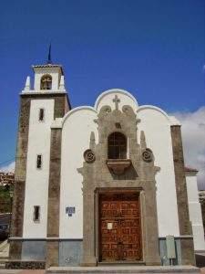 Parroquia de San Miguel Arcángel de Chimisay (San Cristóbal de La Laguna)