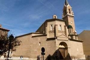 parroquia de san miguel arcangel fuentes de ebro