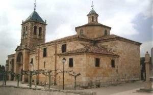 parroquia de san miguel arcangel fuentespina