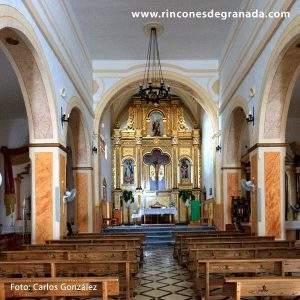 parroquia de san miguel arcangel gualchos