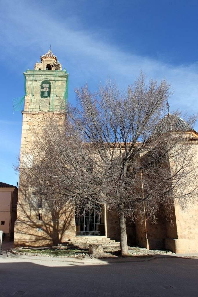 parroquia de san miguel arcangel huesa del comun 1